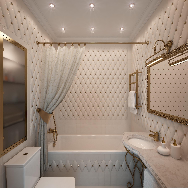 Дизайн ванны 4 5 кв.м